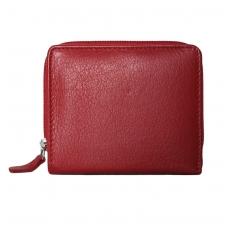 Odinė piniginė: Croix Red