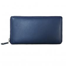 Odinė piniginė: Palm Blue