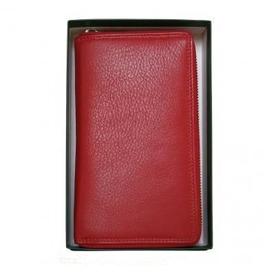 Odinė piniginė: Palm Red 2