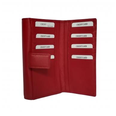 Odinė piniginė: Red Venue 5